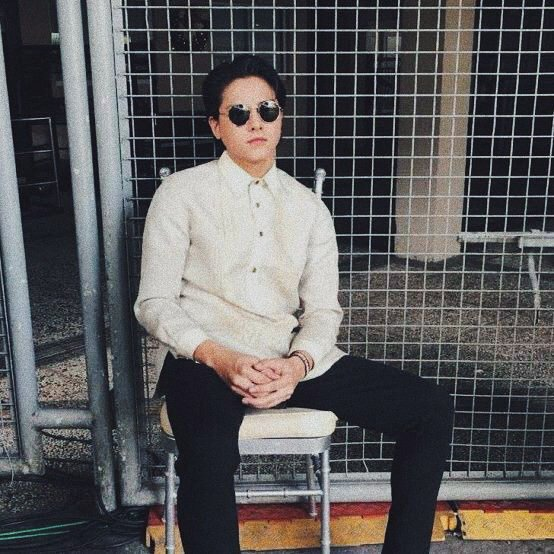 happiest birthday to the man that i call, my standard.  i've been stanning you for almost 8 years, and throughout the journey, i'm happy to say that growing together with you & kathryn was the best thing ever. i'm proud of the man that you've become, bubot. i love you! #DJP24 <br>http://pic.twitter.com/hgsF6puFVF