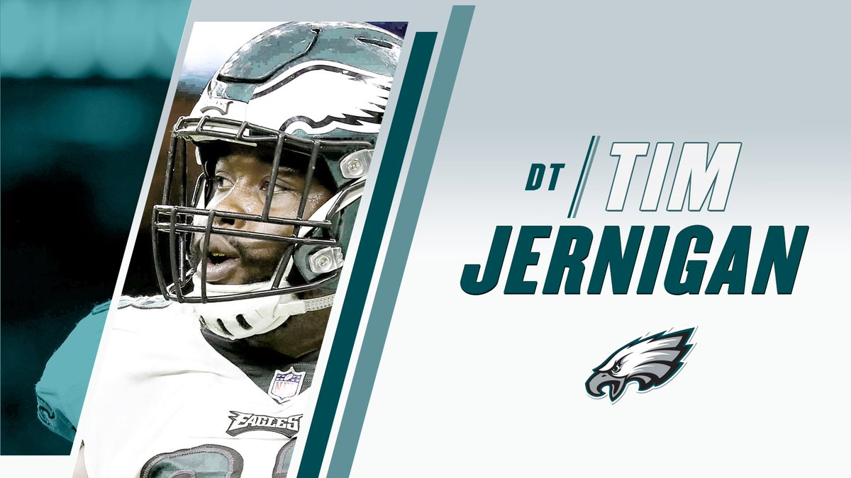 Philadelphia Eagles's photo on Jernigan