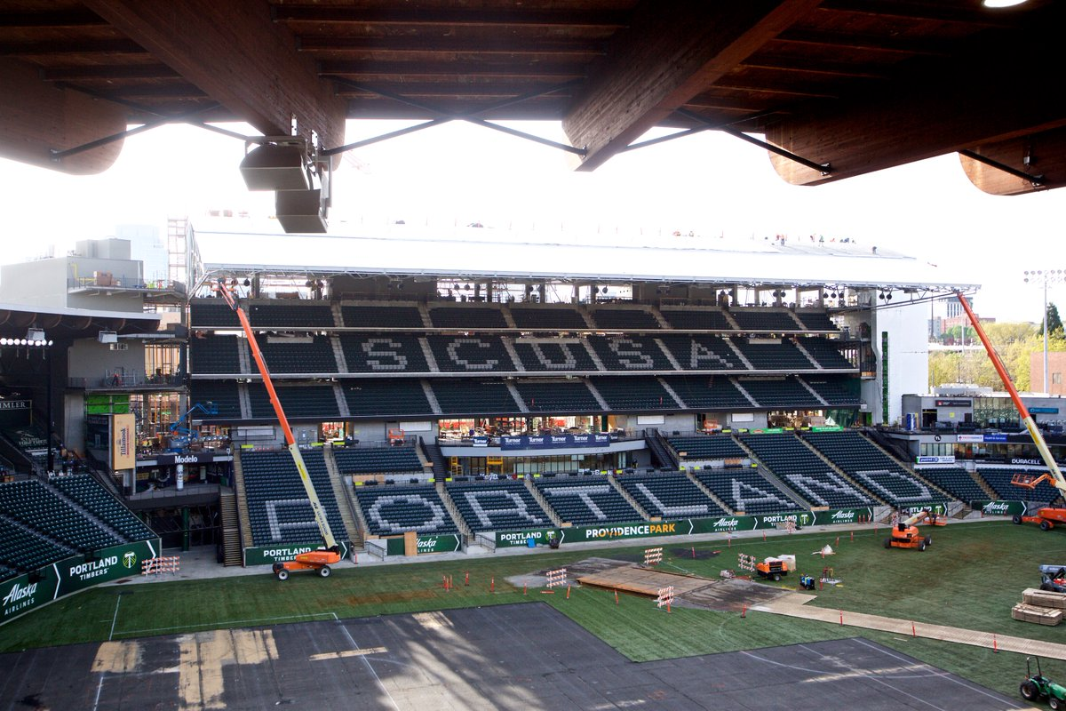 I sat down with Portland Timbers owner Merritt Paulson last week to talk about the stadium renovation, infrastructure investment and, yes, ask about a grass surface at Providence Park: https://theathletic.com/945746/2019/04/25/for-a-sign-that-mls-growth-is-exerting-pressure-on-more-established-teams-look-to-portlands-stadium-renovations/…