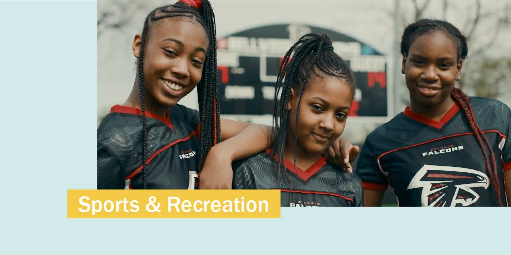 Youth sports leagues aren't just teams - they're communities. That's why our growing Sports & Rec program transforms vacant lots into football fields, and rebuilds basketball courts, baseball diamonds, soccer pitches and so much more. #LISC2018 http://www.lisc.org/annual-report-2018/stories/sports-recreation/…