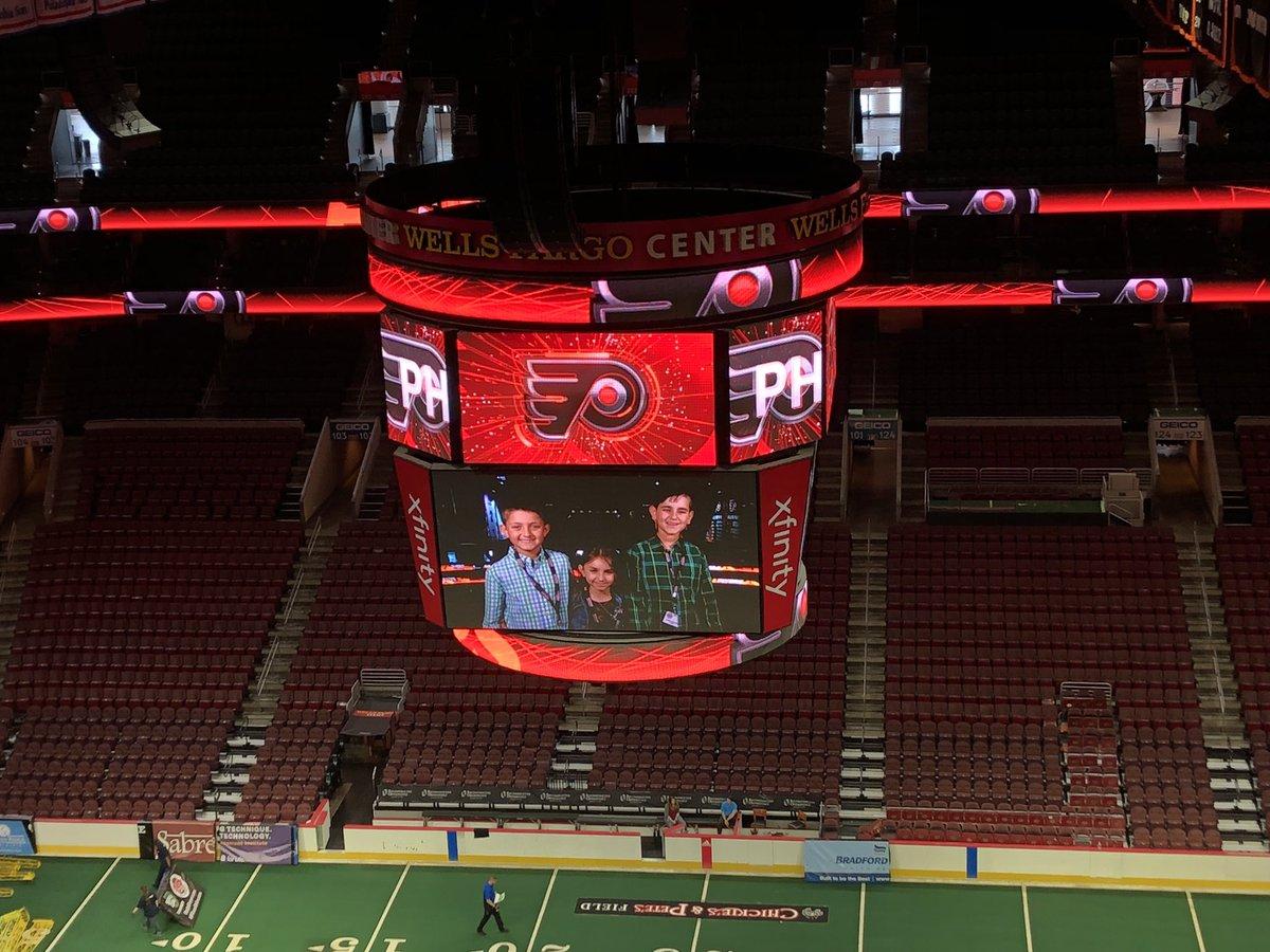 a9f279b11 Philadelphia Flyers, Wells Fargo Center 🎟, NBC Sports Philadelphia and 3  others