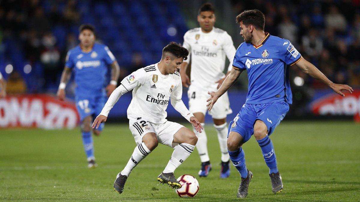 Xem lại Getafe vs Real Madrid