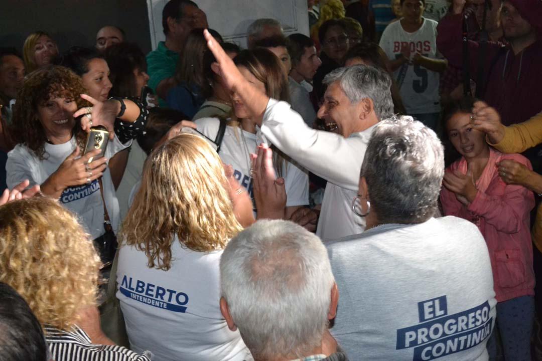 Elecciones #Alberto #LasHigueras Nota LV16 Radio Río Cuarto ...