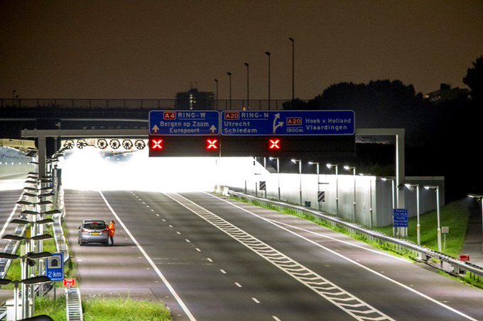 Dit weekend afsluiting Ketheltunnel A4 Delft-Schiedam https://t.co/MzjZBoLvyh https://t.co/oIelhARXeb