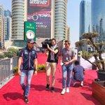 Día de preparación, vamos por un Gran Premio perfecto! 💪 #AzerbaijanGP 🇦🇿 #Checo11