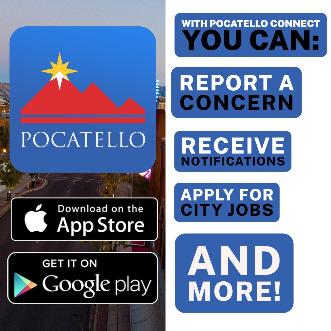 City of Pocatello (@cityofpocatello) | Twitter