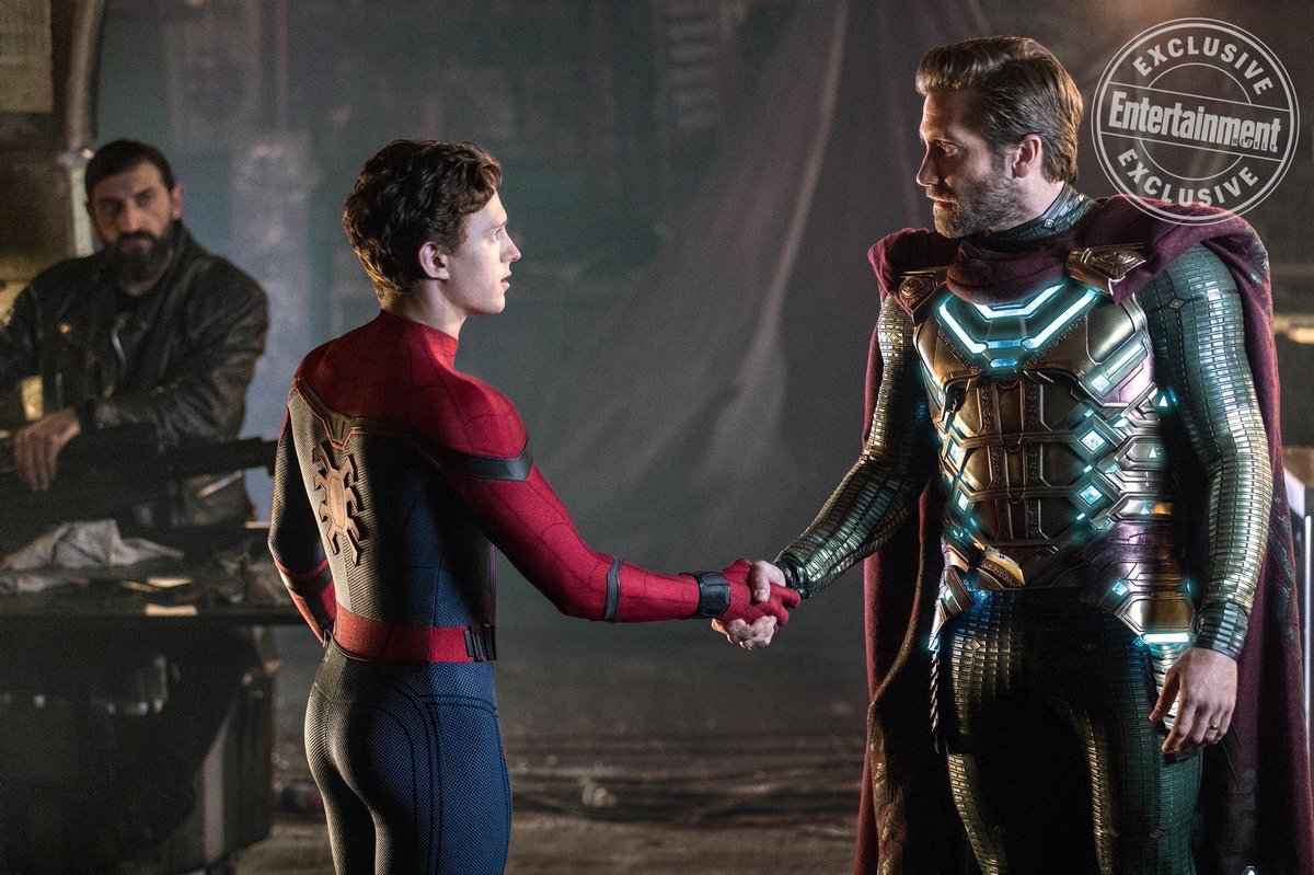 MCU Direct's photo on #SpiderManFarFromHome