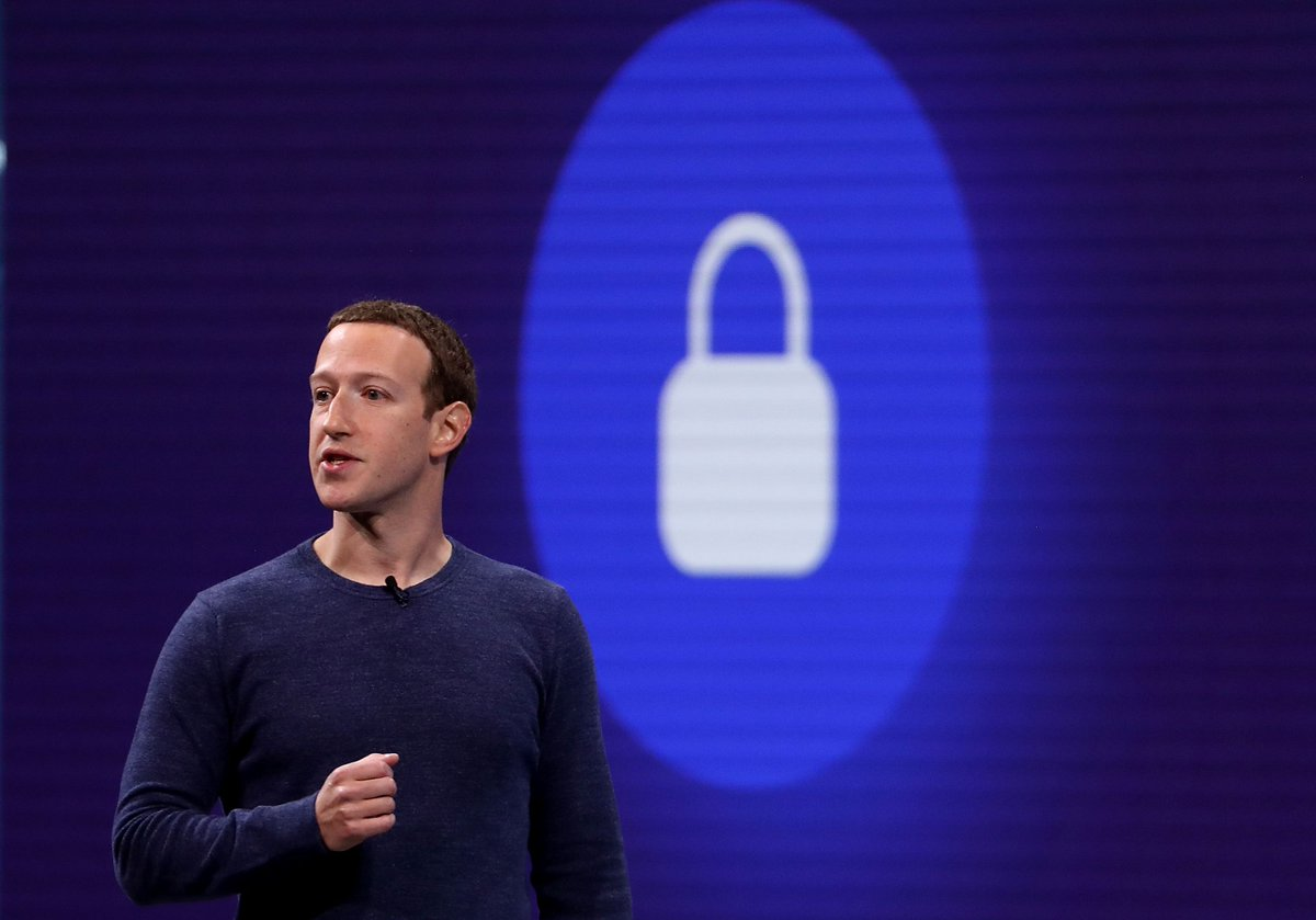 A $5 billion fine from the FTC is huge — unless you're Facebook.
