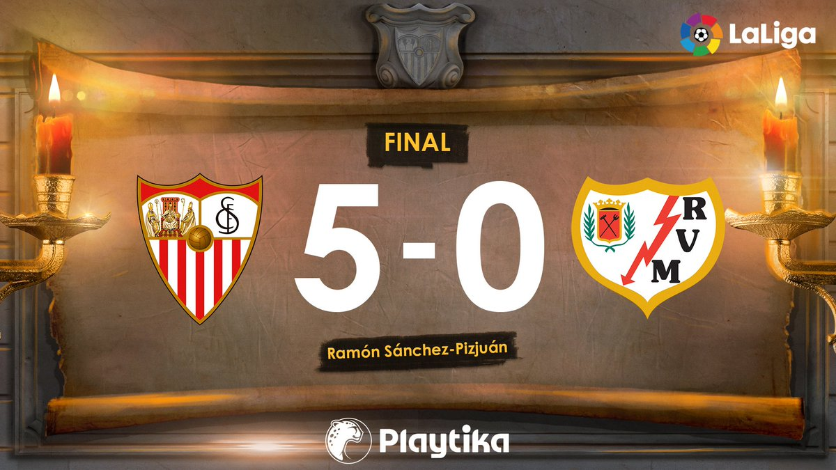 FC Séville-Rayo Vallecano