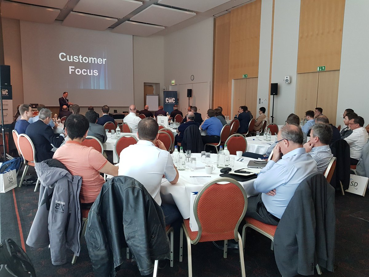 CwC Basel 2019 is a wrap! Great discussions and presentations on the latest tech in the industry, including SD Xperience. Thank you to all who attended and to our generous sponsors, Gulfstream, Bombardier, Inmarsat, and Intelsat! #bizav