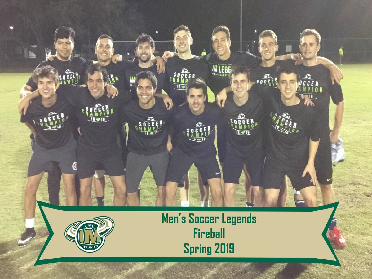 d3c226e439e Congratulations to our Spring 2019 Soccer Champs Men s- Fireball Women s-  Beckham Bent Me Co-Rec- Walmartpic.twitter.com ltQecPMzn1
