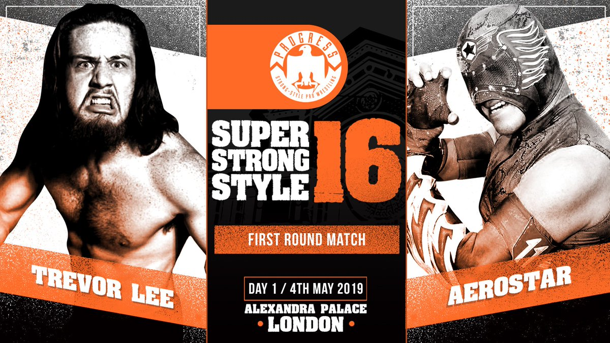 "Dos mexicanos al torneo ""Super Strong Style 16"" de Progress Wrestling 3"