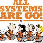 Image for the Tweet beginning: 'Peanuts in Space' Short Coming