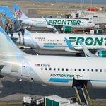 Image for the Tweet beginning: Best Frontier sale of the