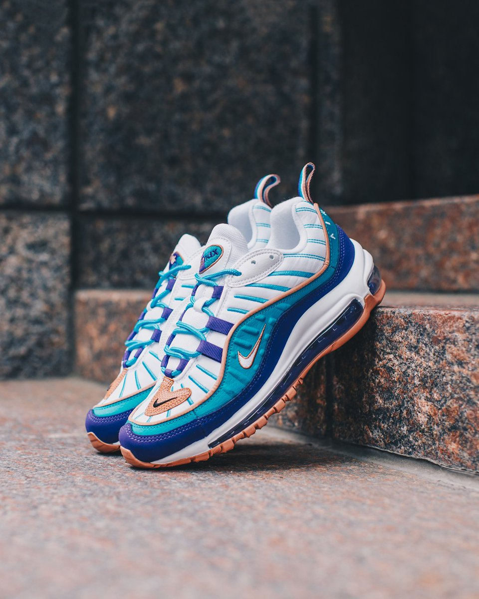 Nike Air Max 98 GS Court Purple Arriving At Retailers