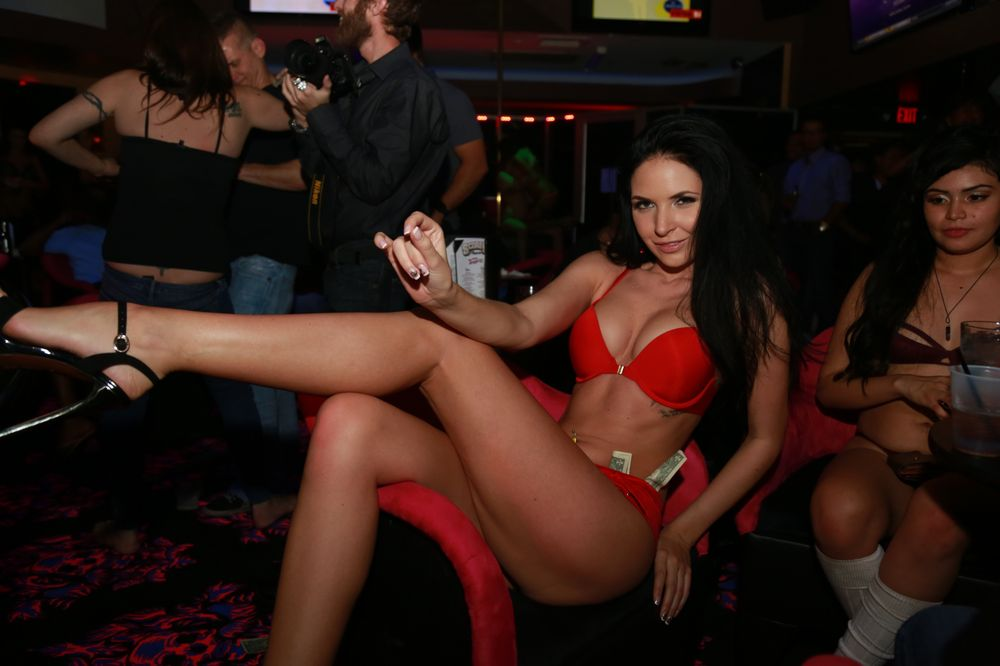 Top ten strippers in the world