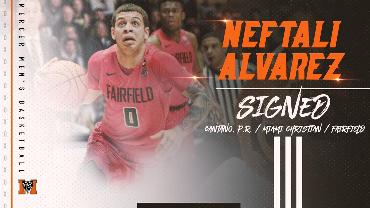The family is getting bigger. ✊ Welcome to the squad, @alvarez2neftali!  #RoarTogether 🐻🏀  📰: http://bit.ly/2Vp3qBb