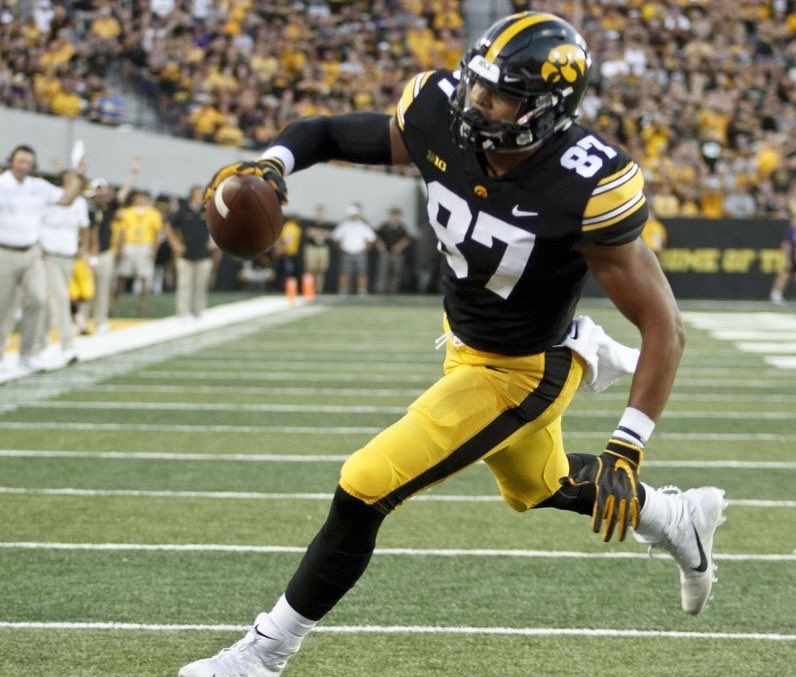 Noah Fant is an incredibly gifted and athletic tight end. He's got great speed and he can really stretch the field. We're very fortunate to get him at 20.