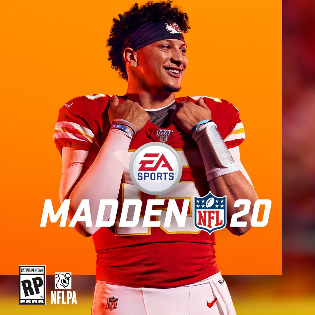 Madden NFL 20 Reveals This Year's Cover Athlete