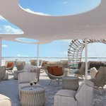 Image for the Tweet beginning: This cruise ship was designed