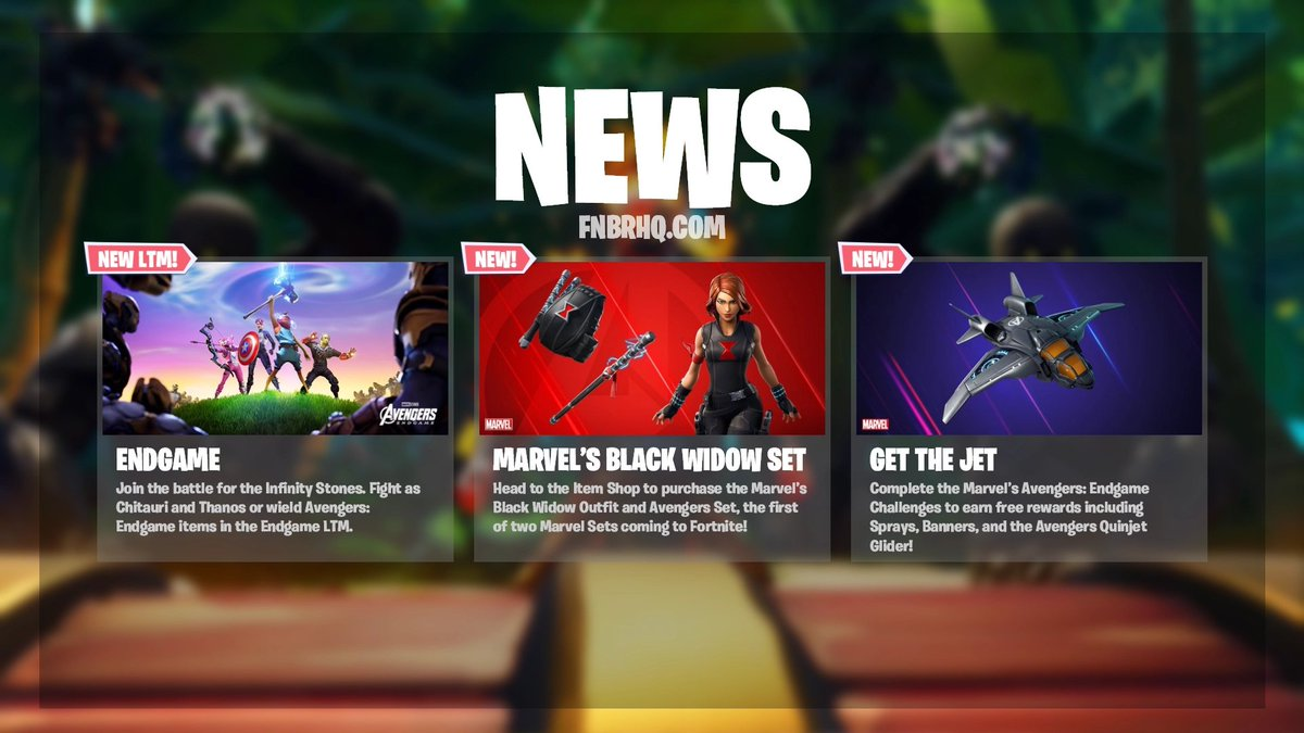 Endgame Squads Live Fortnite Widows Web In Item Shop Get The Jet Is