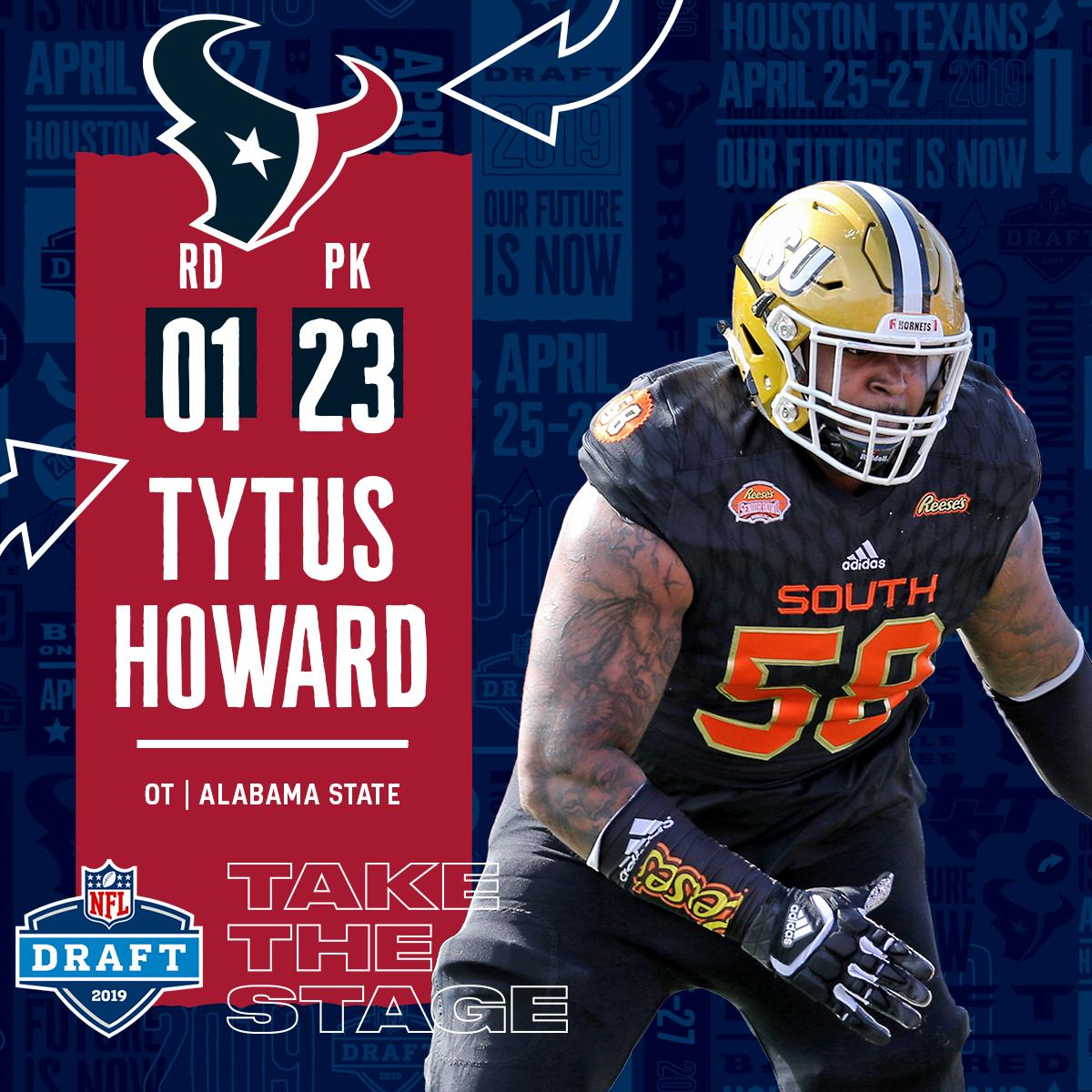 NFL's photo on Tytus Howard