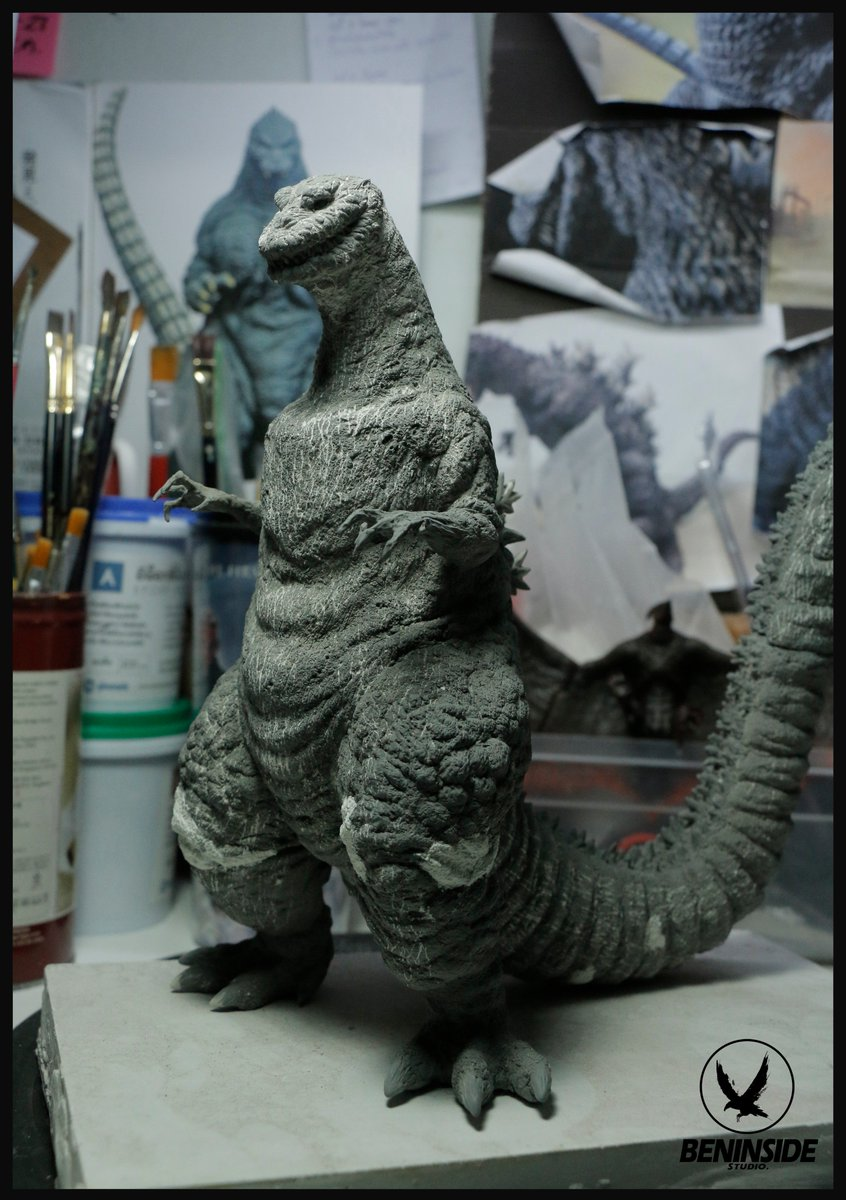 Beninside Studio On Twitter Final Fix 95 Shin Godzilla