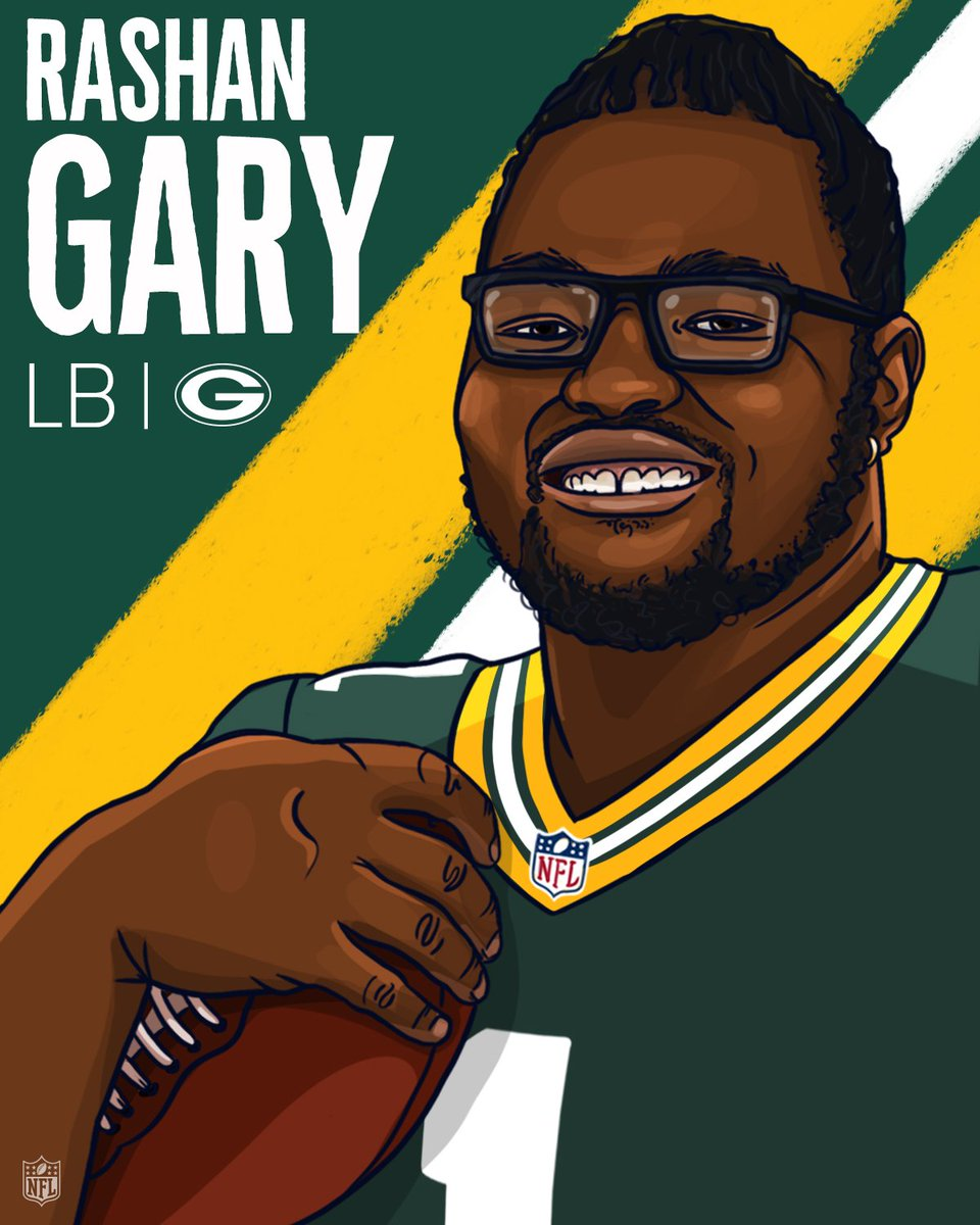 NFL's photo on Packers