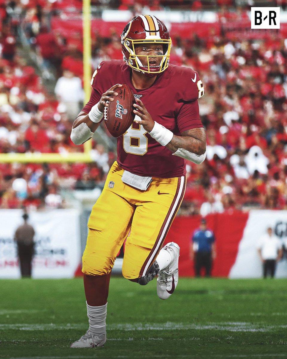Bleacher Report's photo on Redskins