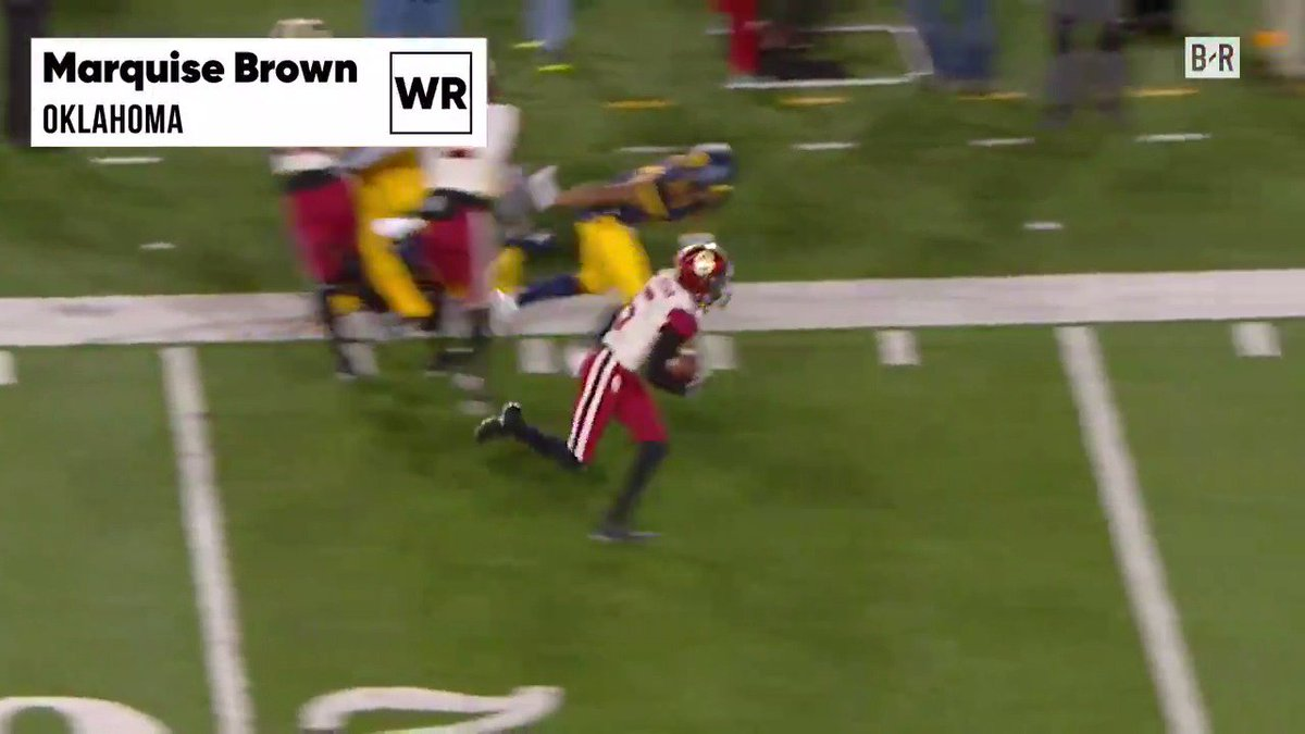 Bleacher Report's photo on Marquise Brown