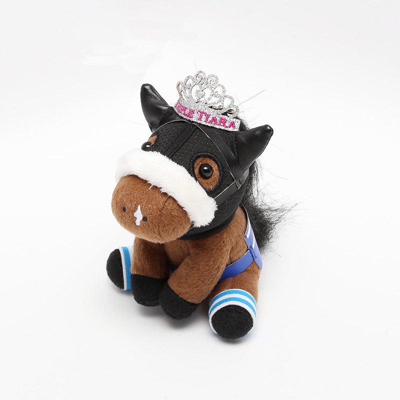 決めた。天皇賞(春)で勝ったら、これポチる。既にアーモンドアイぬいぐるみあったんだね(*´∀`)シャドーロール着けてるし牝馬3冠仕様。いや、青葉賞やらずにポチるのもアリだ。