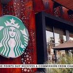 Image for the Tweet beginning: Earn 150 bonus Starbucks stars