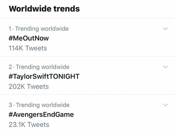 Tagar sambut lagu baru Taylor Swift jadi trending topic
