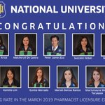 Image for the Tweet beginning: Congratulations again to our March