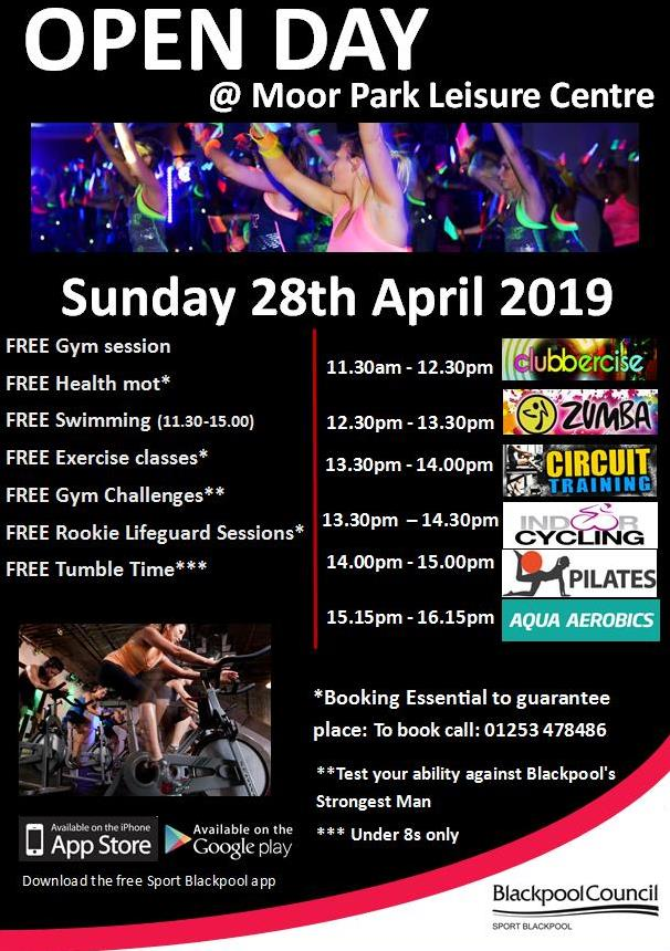 840b12613b7 ... rookie sessions and tumble time sessions. Great fun for the whole  family. To book into classes please call 01253 478474pic.twitter .com rkLtsid2VH