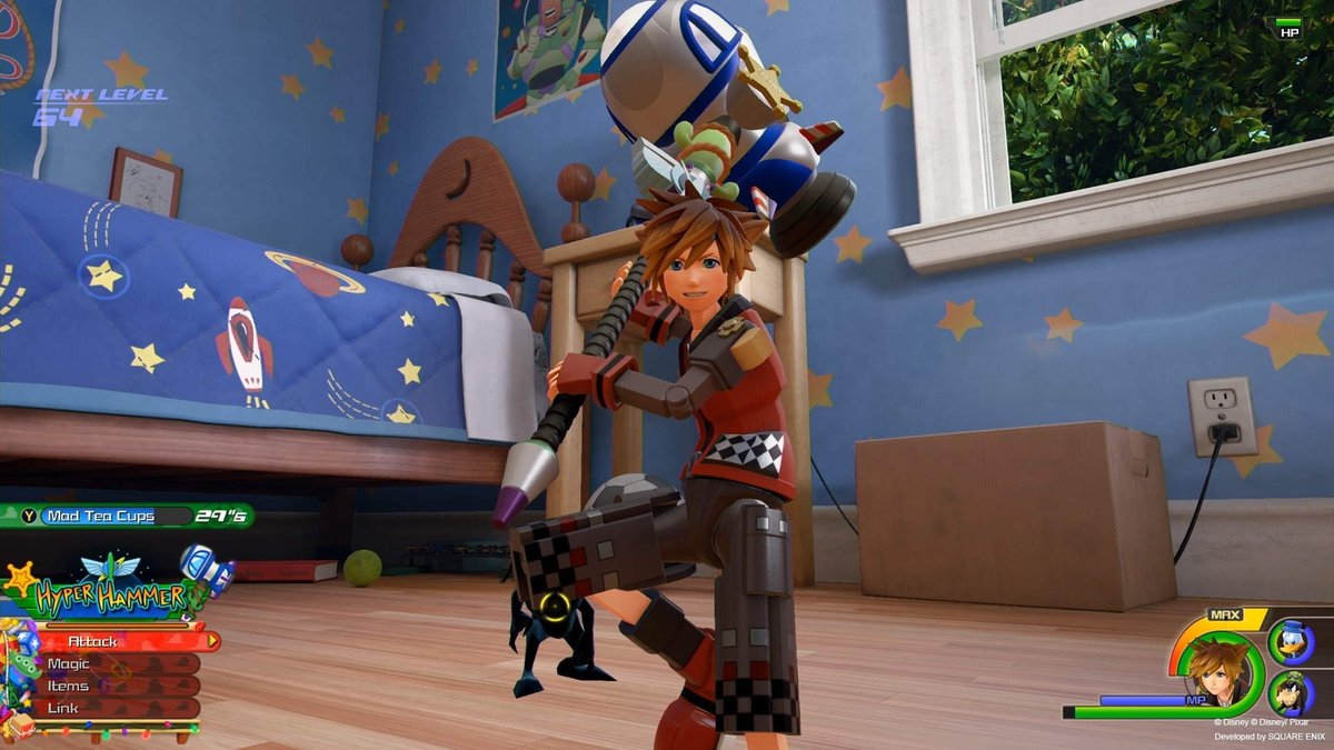 To mark the additional of Critical Mode, we spoke to #KingdomHearts III Co-Director Tai Yasue to find out what it changes, what it adds, and even some top tips to help you survive it!  👉 http://sqex.link/sbd