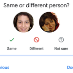 Image for the Tweet beginning: Google Photos has been asking