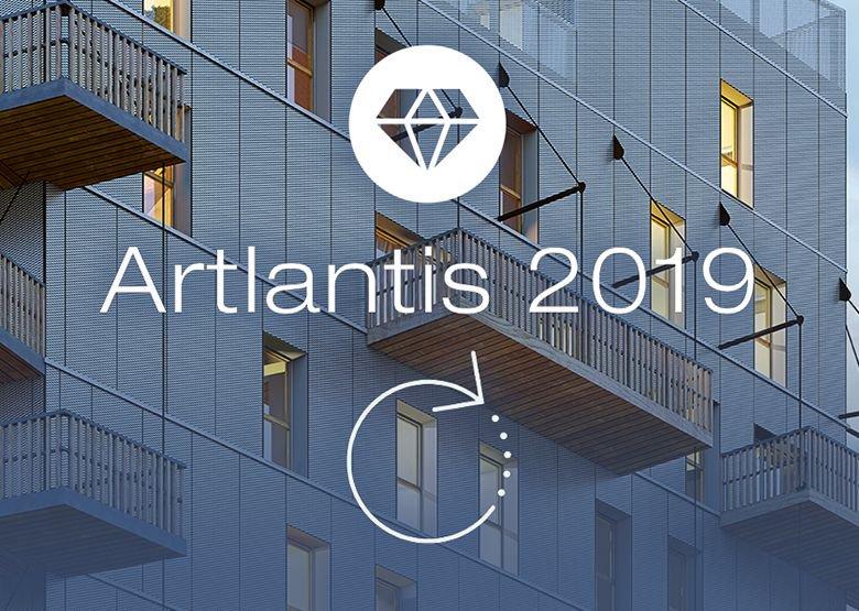 artlantis studio media