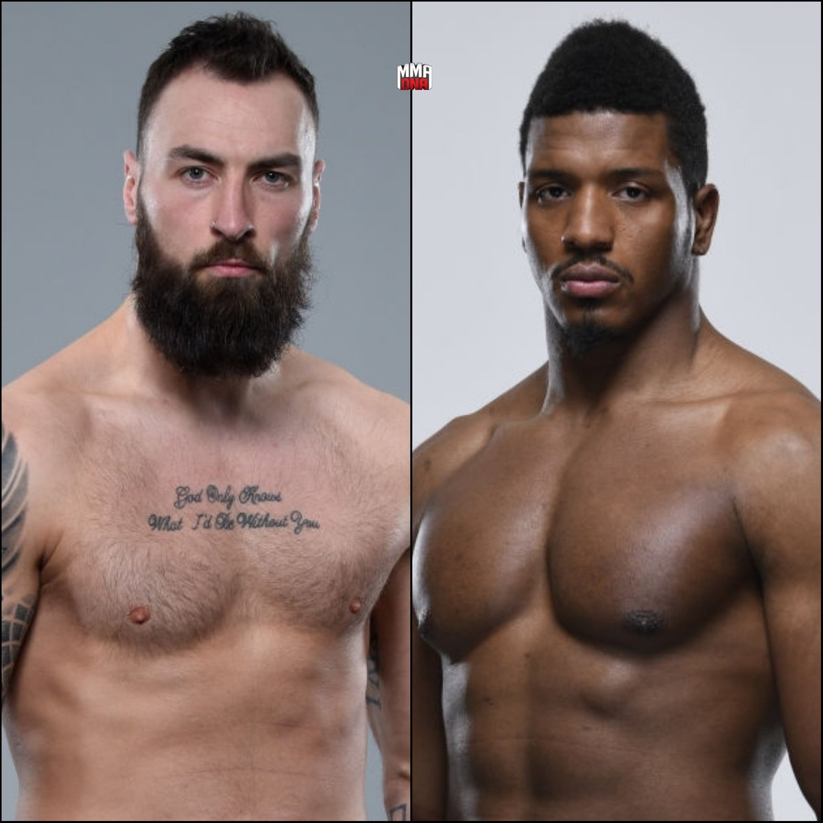Paul Craig will fight Alonzo Menifield at #UFConESPN3 in Minneapolis, Minnesota. (Jun. 29, 2019). #UFC #MMA #UFCMinneapolis