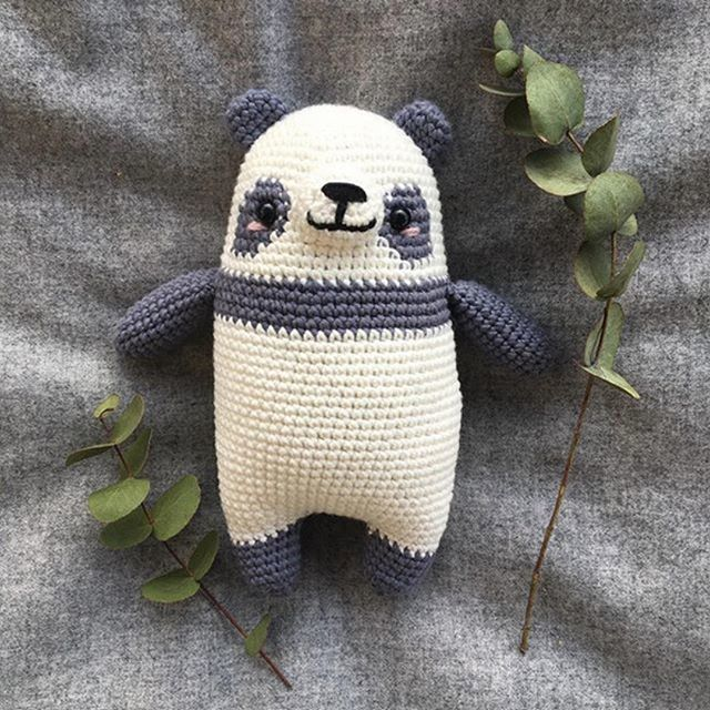 Shaky Monkey — sharknitto made this cute platypus with the...   640x640