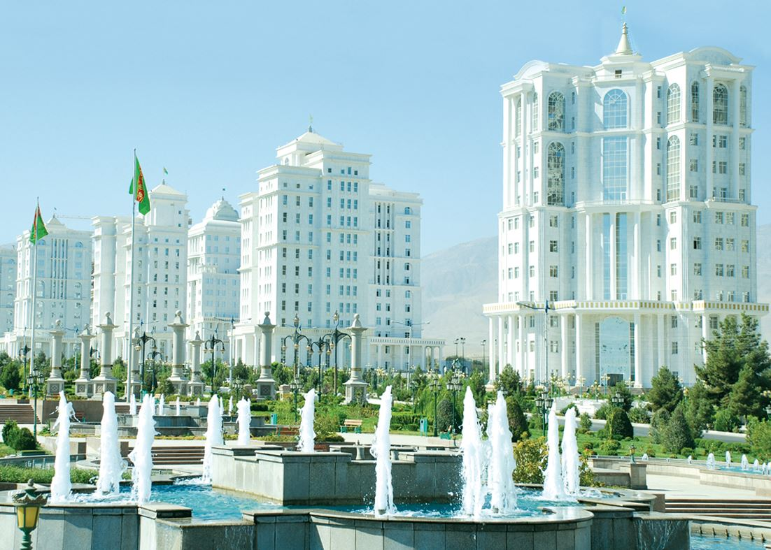 туркмения сегодня фото что бросается глаза