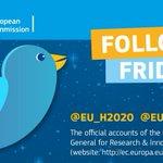 Image for the Tweet beginning: #FF #H2020  @CitieSHealthEU @Rossini_project @Industry4E @VIDAS_EU  @KeepWarm_EU  @GatemanH @Esc2R @portforward_eu  @PRYSTINEproject @TrackandKnow