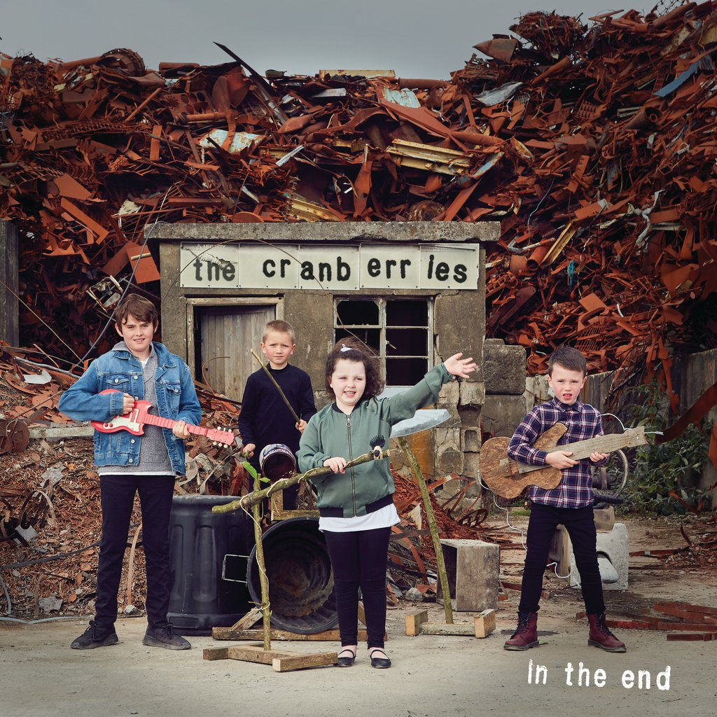 'In The End' is out today. We'd like to take this opportunity to thank you for the support you have given us throughout our career especially in the past year, it has meant the world to us.  Download or stream 'In The End' now: https://cranberries.lnk.to/InTheEndTW