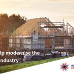 Image for the Tweet beginning: The #Construction Innovation Hub has
