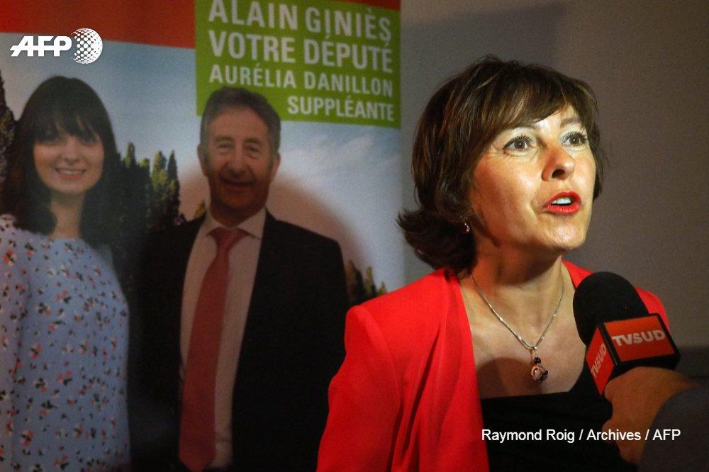 La présidente de la région Occitanie @CaroleDelga condamnée en appel pour discrimination envers le maire RN de Beaucaire @jsanchez_rn #AFP http://u.afp.com/JxvY