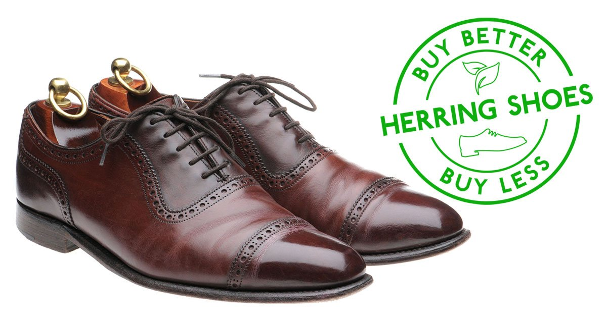 75b1b003992 ... Herring Shoes is proud to have been a dedicated supporter of  slow  fashion  since our inception in 1966. Read more  https   bit.ly 2DBenW7   herringshoes ...