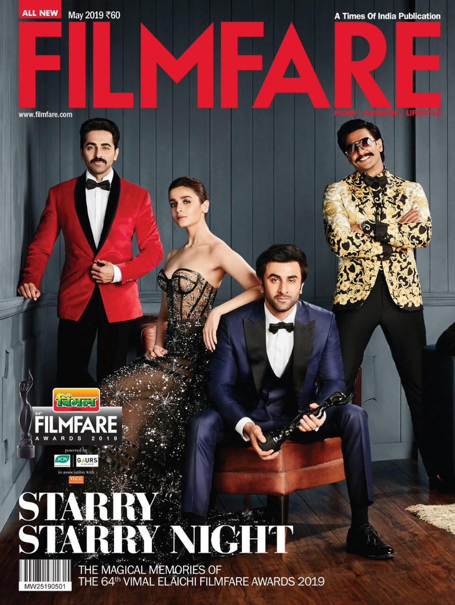 2nd Filmfare Awards