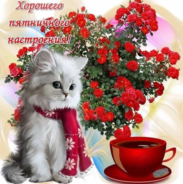 Счастья радости, пятница хорошего дня и настроения картинки