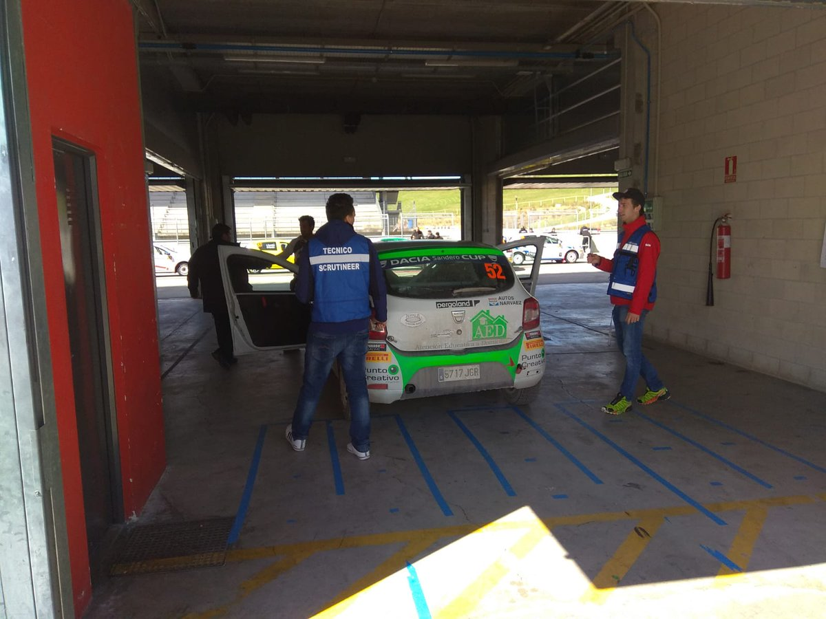 CERT: 5º Rallye de Tierra Circuito de Navarra [26-27 de Abril] D5EqhX9WAAIm6pk