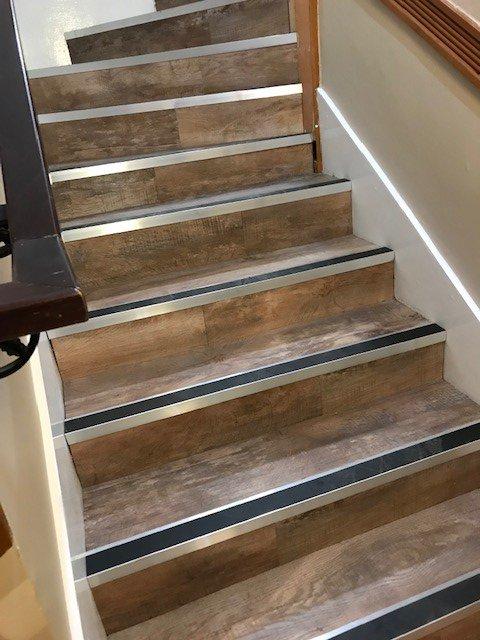 Decorative Flooring Services Glasgow On Twitter Recent Job